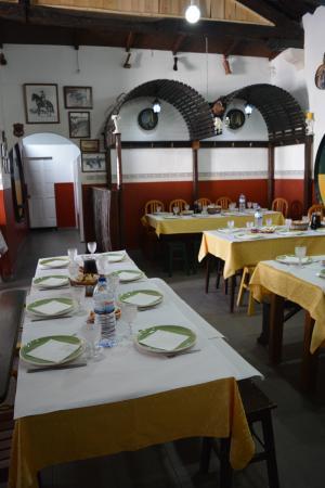 Golega, Portugal: Sala Principal