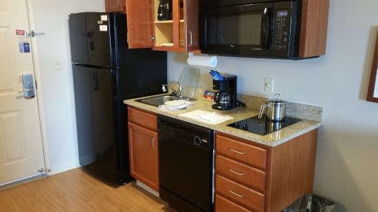the kitchen is the best stocked amenity i 39 ve seen in a. Black Bedroom Furniture Sets. Home Design Ideas