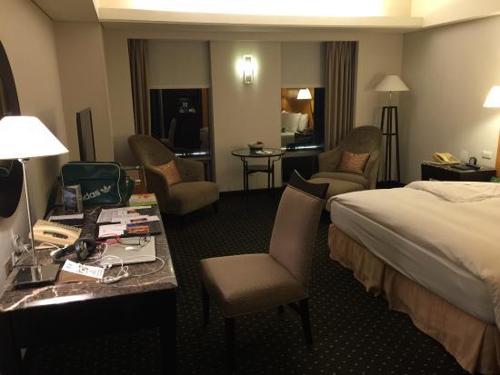Tempus Hotel Taichung: Room