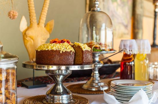 Ghoha Hills Savuti: High Tea Anyone?