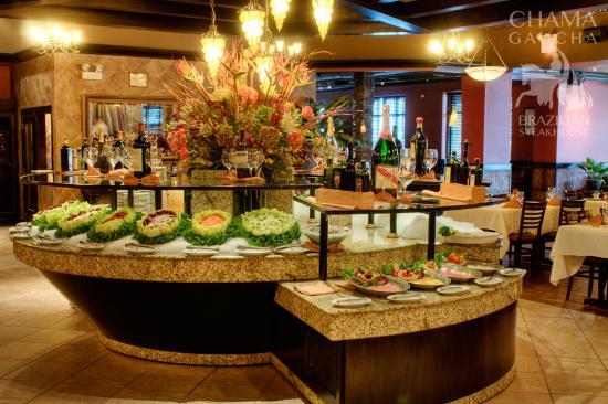 Downers Grove, IL: Salad Bar