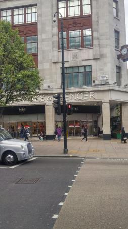Photo of Cafe Marks and Spencer Cafe at 458 Oxford Street, London W1C 1AP, United Kingdom