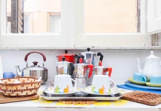 Bed & Breakfast Leone IV: Particolare