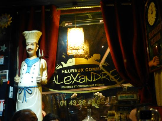 Cheese Fondue And Mixed Fondue Heureux Comme Alexandre Restaurant Interior