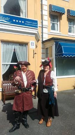 The Westgate: McNeills pirates