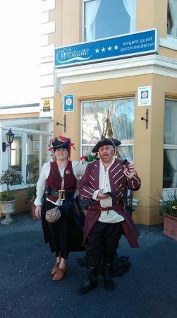 The Westgate: Pirates weekend