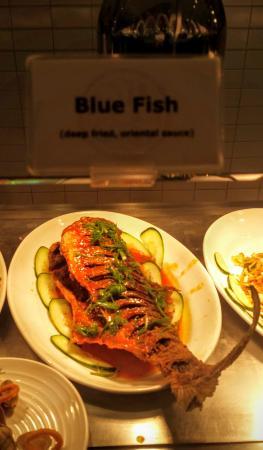 คาร์ลเพลซ, นิวยอร์ก: whole fish dish