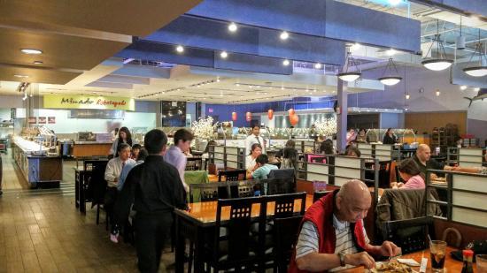 คาร์ลเพลซ, นิวยอร์ก: the restaurant