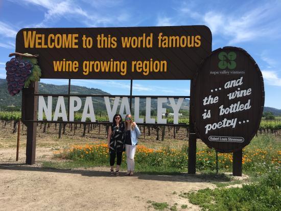 Danville, CA: Napa valley!!