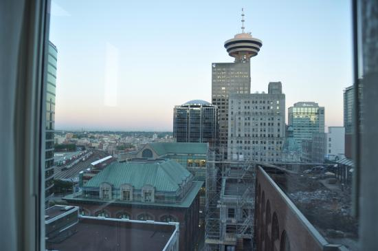 Window View - Auberge Vancouver Hotel Photo