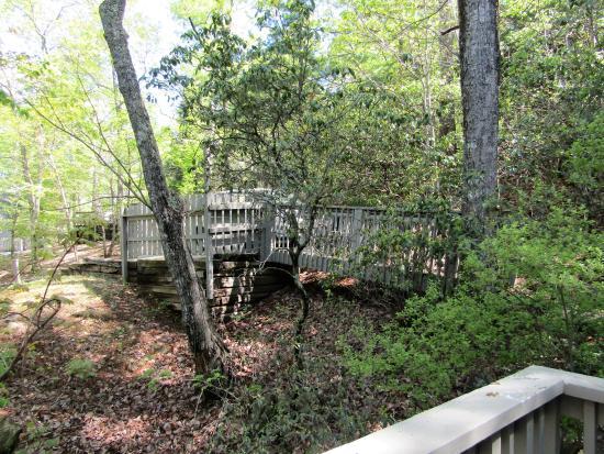 Promenade Picture Of Petit Crest Villas At Big Canoe