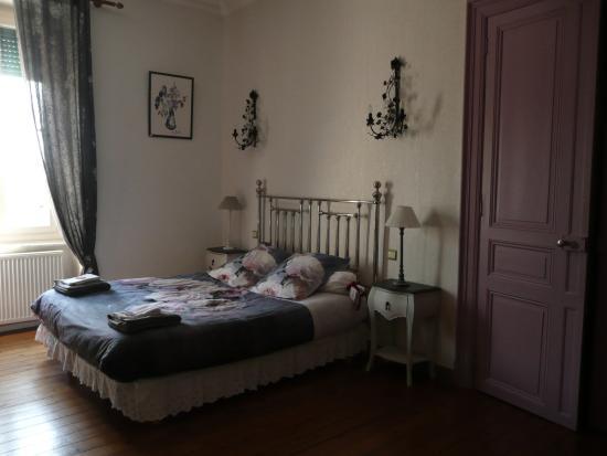 Fabrezan, Γαλλία: Chambre Grenache Blanc