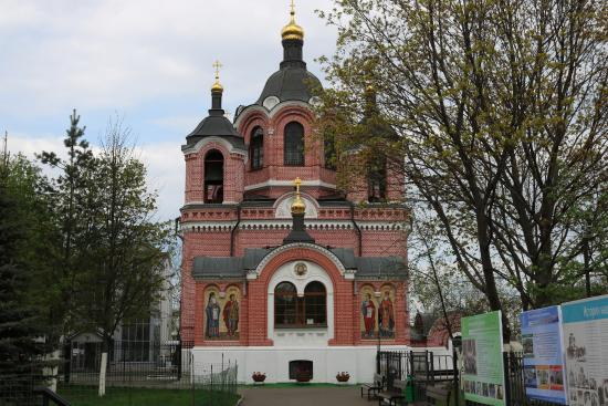The Temple of the Sign Icon of Mother of God