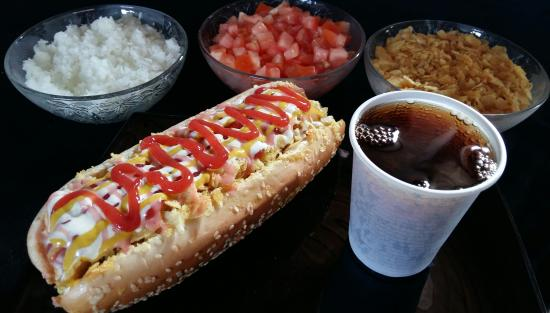 Los Hot Dogs de la Bolivar
