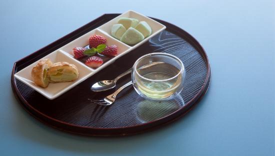 Healdsburg, Californië: A special tea tasting