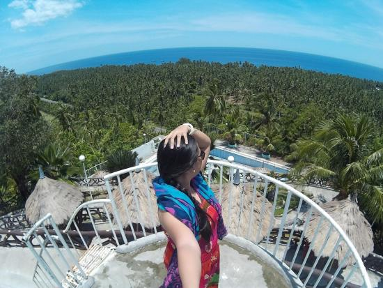 Maasim, Philippines: Nice view from the top