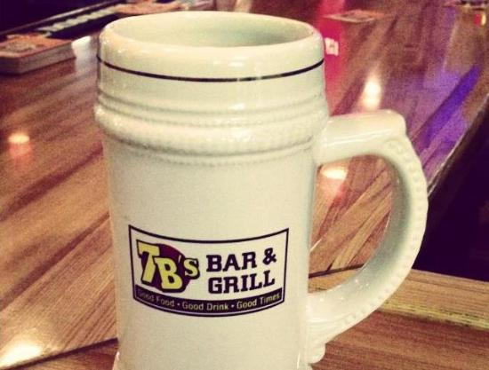 7B's Bar and Grill: 7 B's Restaurant