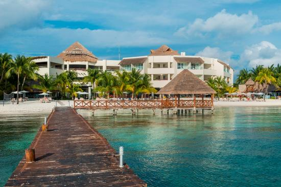Isla Mujeres Palace All-Inclusive Adults-Only Resort - YouTube |Islas Mujeres Vacations