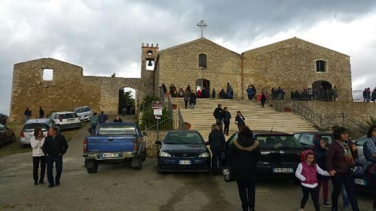 Petralia Sottana, อิตาลี: Santuario del Signore di Bilici