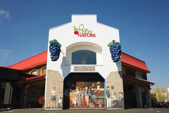 Saint Georges, Canada: Père Nature saint-Georges