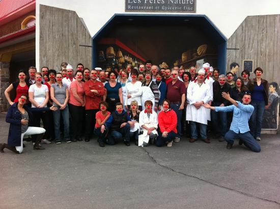 Saint Georges, Καναδάς: L'équipe