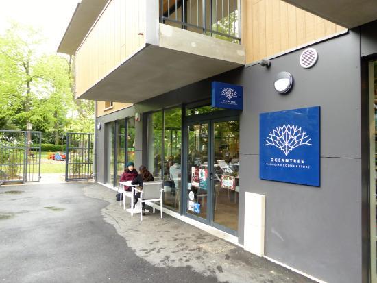 Antony, Francja: Façade d'Ocean Tree Canadian Coffee & Store