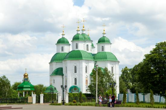 Pryluky, ยูเครน: Собор