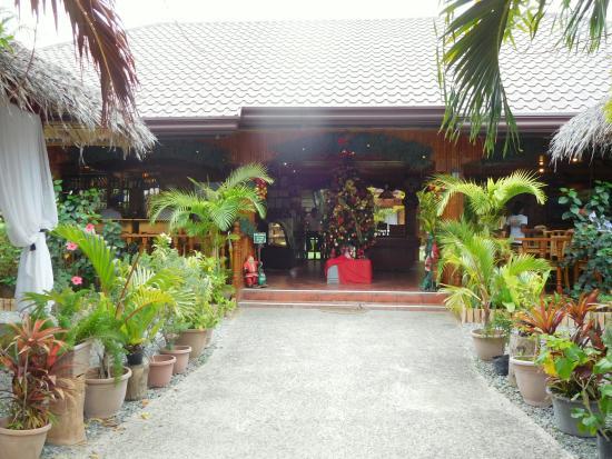 CouCou Bar & Restaurant: The restaurant