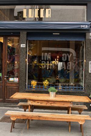 Lucca Bistro y Cafe