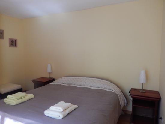 Kari Mapu Park: dormitorio
