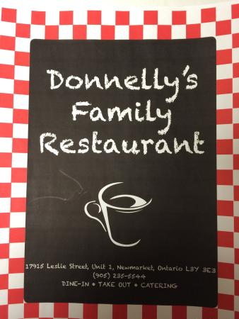 ‪Donnelly's Family Restaurant‬