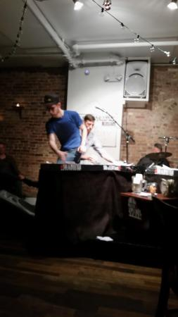 Shake Rattle & Roll Dueling Pianos: Piano players teaming up on one piano.