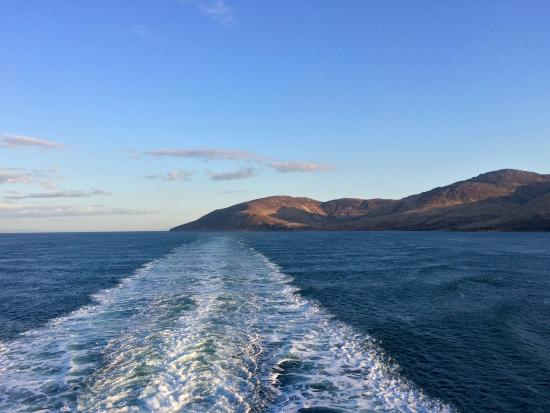 Dunblane, UK: On the ferry to Islay