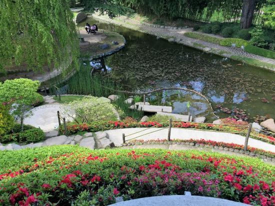 Jardin albert kahn photo de albert kahn musee et jardins for Albert kahn jardin