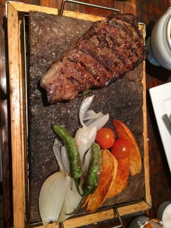 A Modern Steak House