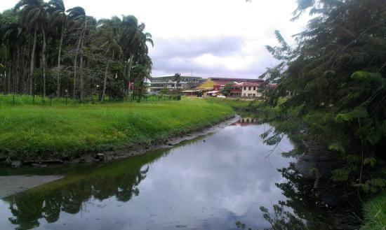 Rachel's Apartments: Canal en Paramaribo
