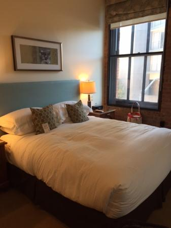 Fairmont Heritage Place, Ghirardelli Square: 2nd bedroom
