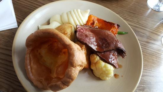 Μπόλτον, UK: Sunday Lunch 2