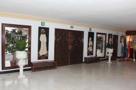 TRH Mijas: Entrance