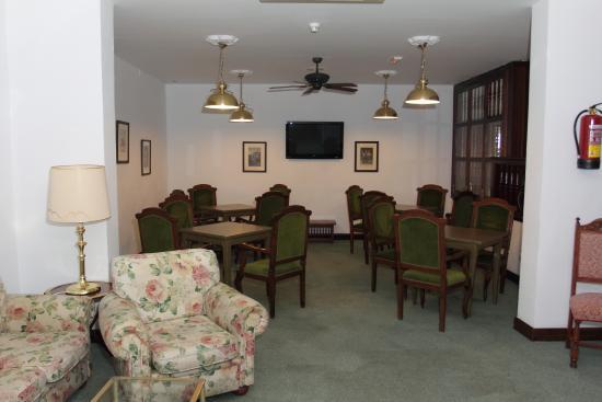 TRH Mijas: Lounge