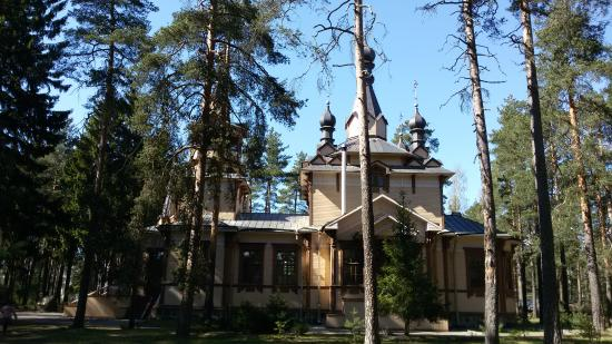Temple of the Martyr Seraphim of Sarov
