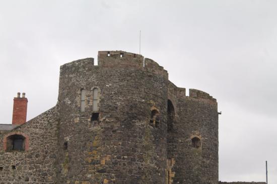 Carrickfergus, UK: Gate house