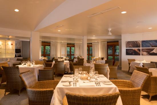 Finch Bay Eco Hotel Restaurant