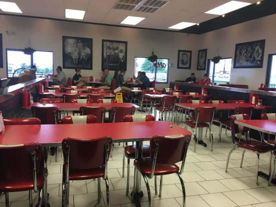 David's Burgers. North Little Rock.