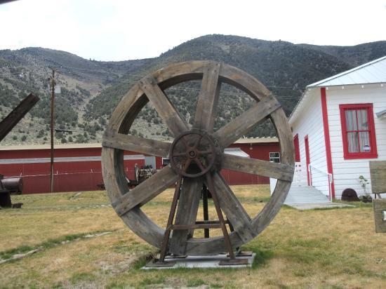 Museum, Mono Basin Historical Society, Lee Vining, CA