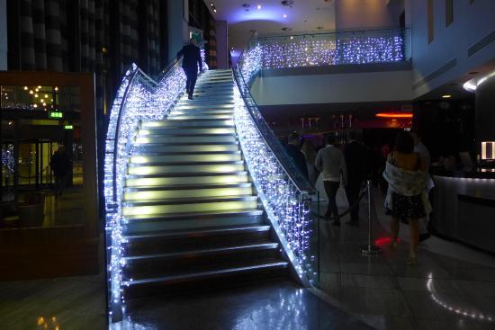 هيلتون ليفربول: Reception Foyer