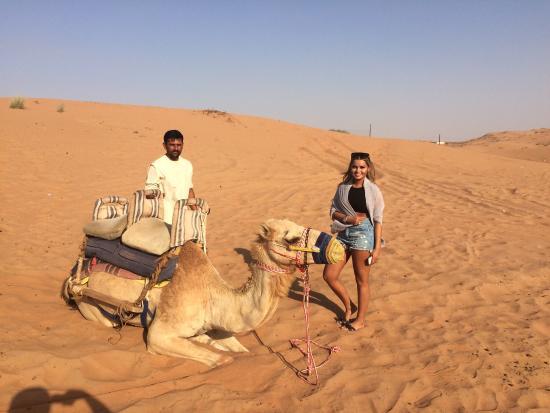 Dubai Desert Safari Tours Bilde Av Dubai Desert Safari Tours I