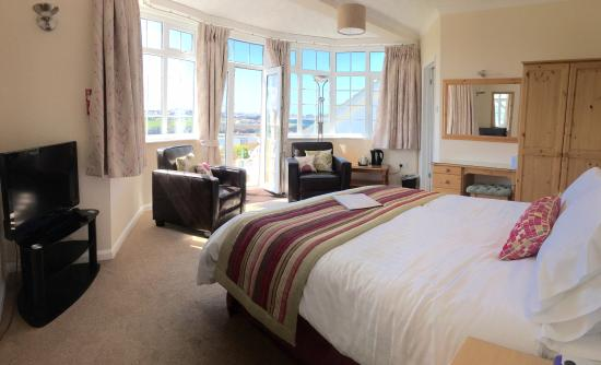 Whipsiderry Hotel: Moragan Suite