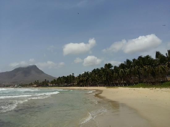 Playa El Tirano