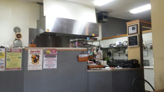 Kewaskum, WI: J O's Restaurant